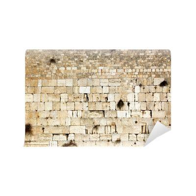 Western Wall Murals waling wall kotel western wall jerusalem israel wall