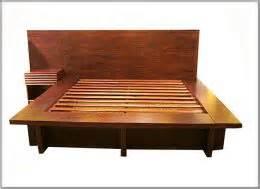 can you put a box mattress on a platform bed ehow