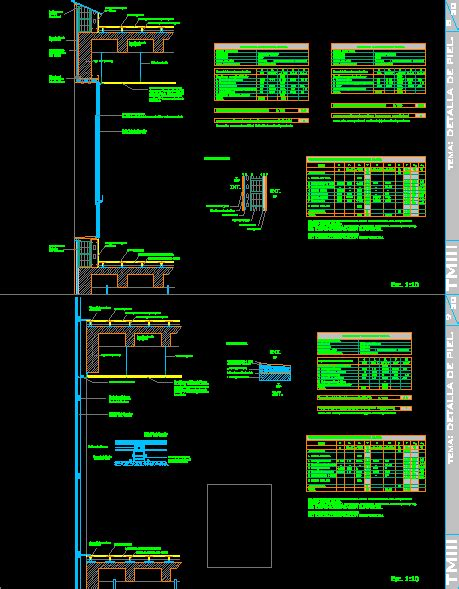 curtain wall detail cad curtain wall surface condensation calculate dwg detail