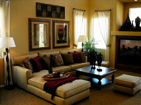 family room furniture selection and organization