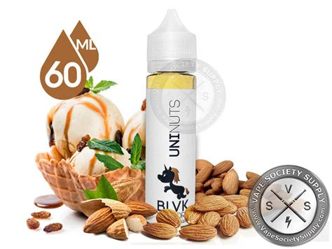 E Liquid Vapor Vape Mylk Bean 3mg 60ml uninuts eliquid by blvk unicorn ejuice 60ml