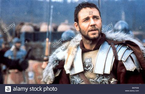Russell Crowe Gladiator 2000 Stock Photo Royalty Free   gladiator 2000 russell crowe stock photo royalty free