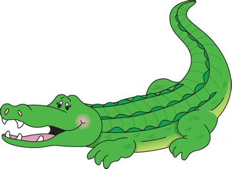 crocodile clipart alligator clipart clipart best