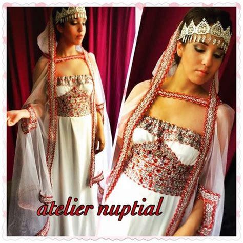 Location Robe De Mariage Kabyle - robe kabyle mariage 2017