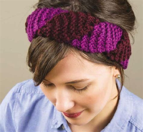 knitting pattern for headbands how to knit a headband 29 free patterns guide patterns
