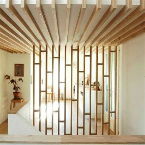 wooden partition wall 30 wood partitions that add aesthetic value to your home
