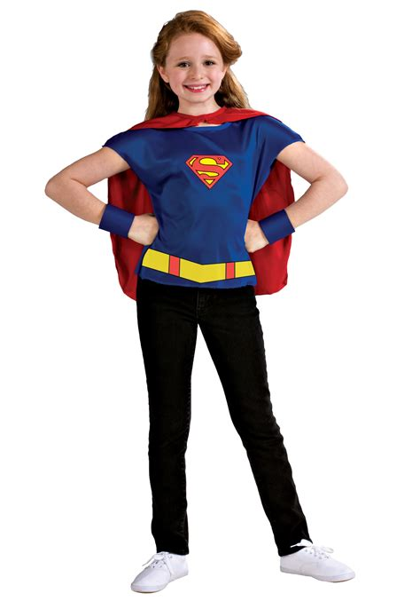 costume set supergirl costume set