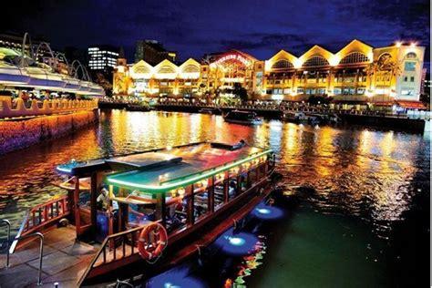 River Cruise Singapore Tiket Anak suka begadang ini dia 3 wisata khusus malam hari di