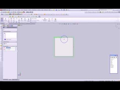 solidworks tutorial creating plane solidworks tutorials creating custom sketching plane