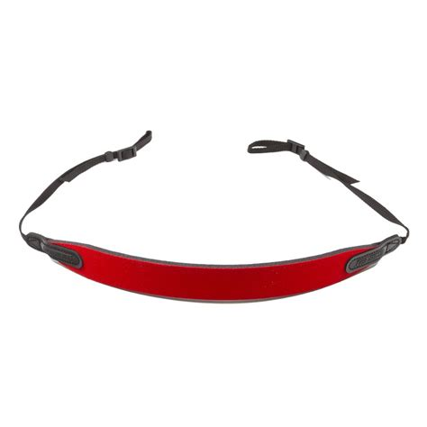 Red Optech E Z Comfort Strap Srb Photographic Co Uk