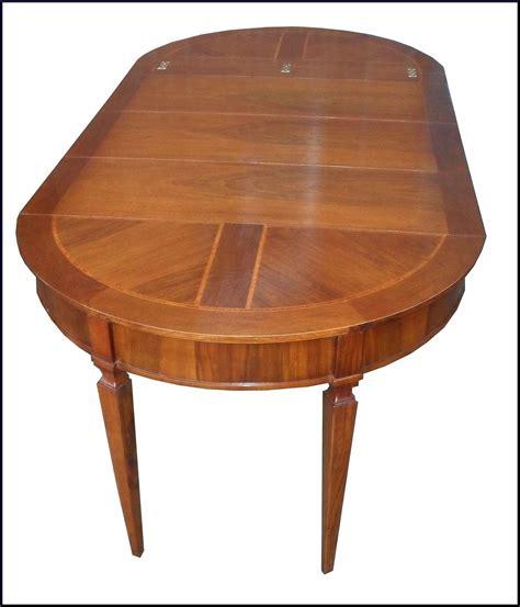 tavolo mezzaluna tavolo a consolle a mezzaluna allungabile la commode di