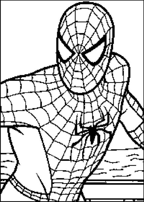 spiderman 4 coloring pages pinterest spiderman 4