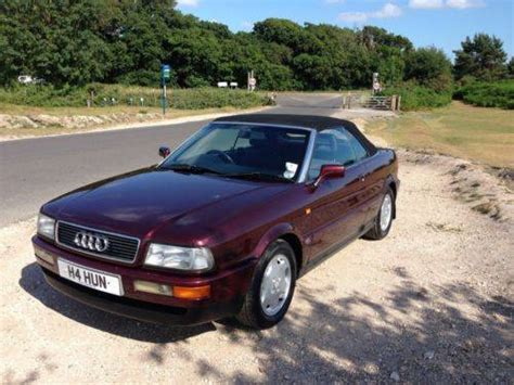 old car repair manuals 1994 audi cabriolet electronic toll collection for sale 1993 audi 80 cabriolet 2 3e manual 93l 117k full serv h classic cars hq
