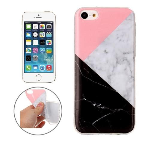 Marble Softcase For Iphone 4566 for iphone 5c marble pattern soft tpu protective alex nld