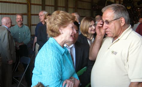 groundhog day debbie stabenow likens efforts to pass new farm bill to comedy