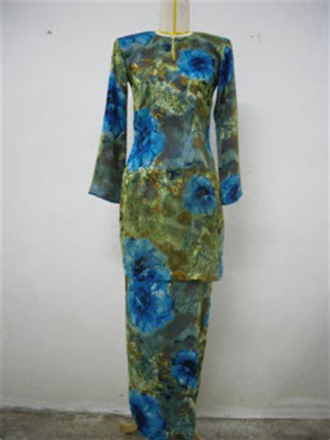 baju aremania asli busana warisan tempahan baju kurung asli pahang baju