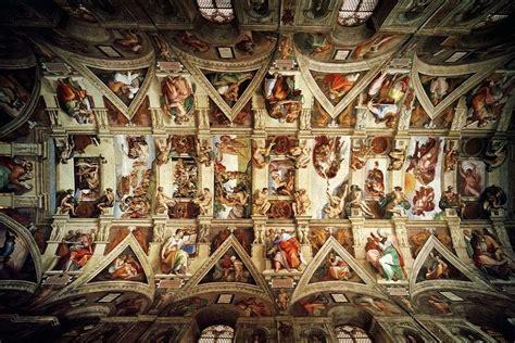 God Sistine Chapel Ceiling by Like Shooting Fish In A Barrel Italian Renaissance Pt 17