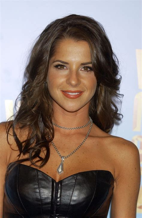 why did kelly monaco cut her hair kelly monaco sam mccall on general hospital general