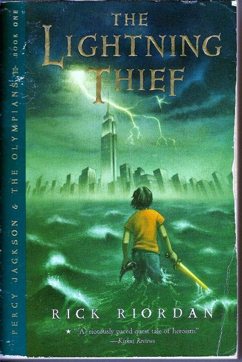 percy jackson and the lightning thief book report the lightning thief book report summary