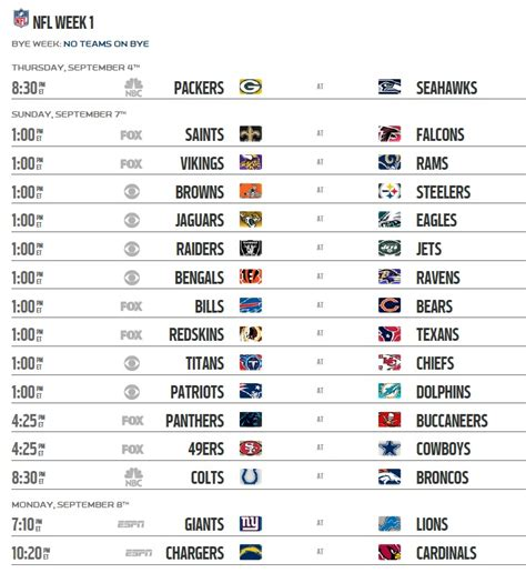 printable nfl tv schedule 2015 printable nfl schedule week 8 search results calendar 2015