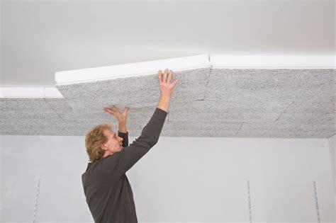 isolante per soffitto come isolare il soffitto garage