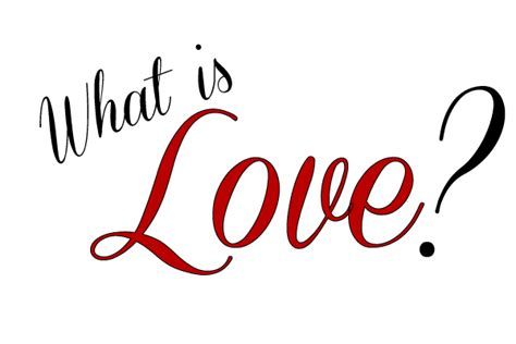 origin of the word love love archives