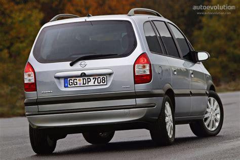 opel zafira 2003 opel zafira specs 2003 2004 2005 autoevolution