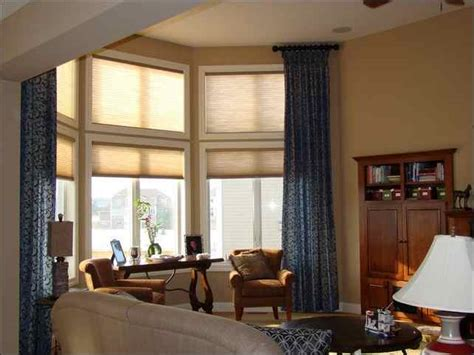 window treatment ideas for bay windows in living room 20 beautiful living room designs with bay windows