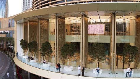 dubai mall store pedazo tienda ha abierto apple en dubai forocoches