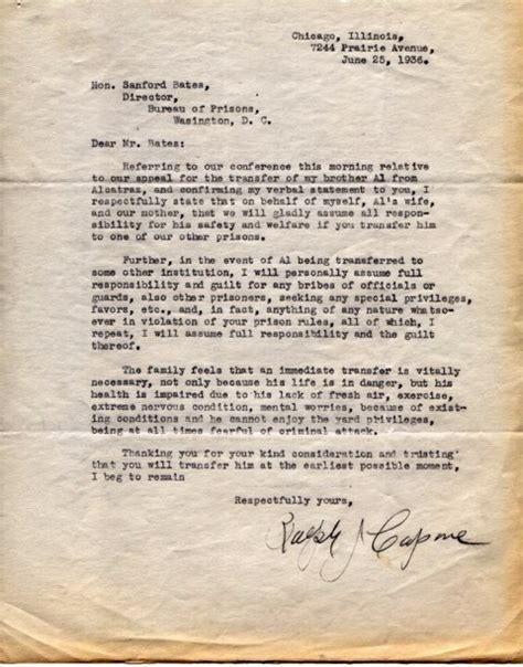 Al Capone Documents