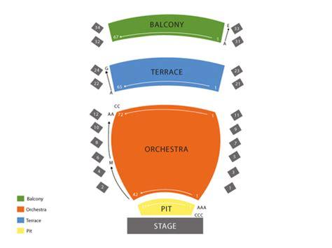 inb performing arts center best seats inb performing arts center seating chart events in