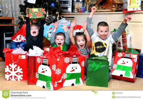 images of christmas excitement christmas morning excitement stock image image 27815015