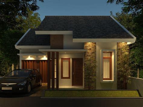 gambardesain3d desain rumah minimalis cantik 3
