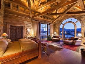 beautiful rustic bedrooms best 25 log cabin decorating ideas on log