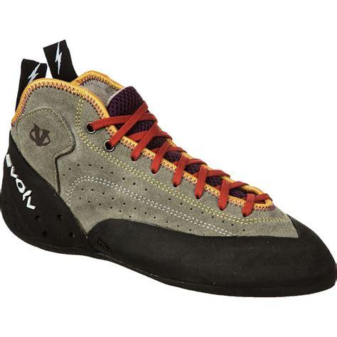 trad climbing shoes evolv astroman climbing shoe backcountry