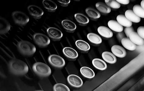 engaging typewriter  pexels  stock