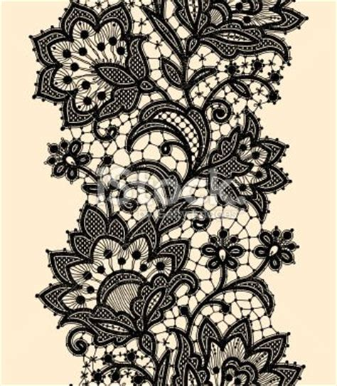 victorian lace tattoo lace black laces and illustrations on