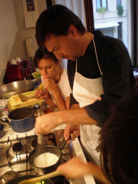 lezioni di cucina a domicilio la scuola di cucina chez vous cuochivolanti