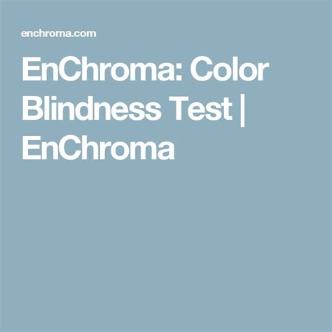enchroma color blindness test best 25 color blindness test ideas on colors