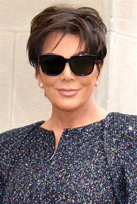 kris jenner haircut celebrating kris jenner s 60 best hair moments on her 60th