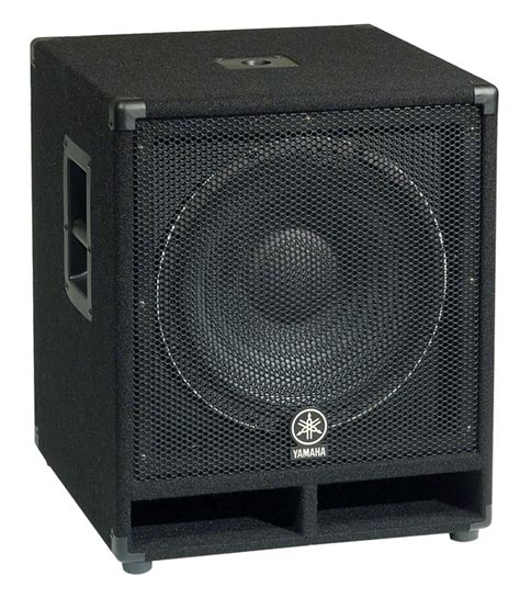 Speaker Pasif Bose subwoofer pasif yamaha sw115v