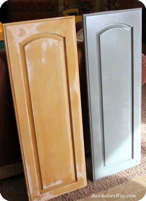 Batchelors Way March 2014 Spray Painting Cabinet Doors