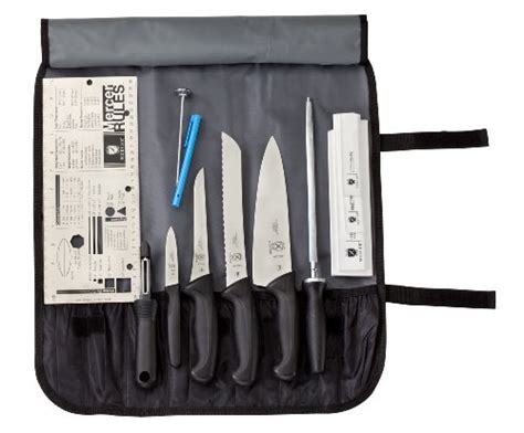 mercer knife kit mercer culinary partners in education 13 millennia