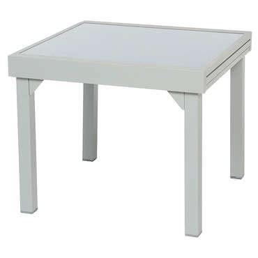 table de jardin avec rallonge 187 cuisine 90 achat vente de cuisine pas cher