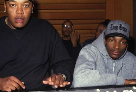 Snoop Dogg And Dr Dre Is At The Door by Dr Dre From Nwa To Apple Quite The Journey La