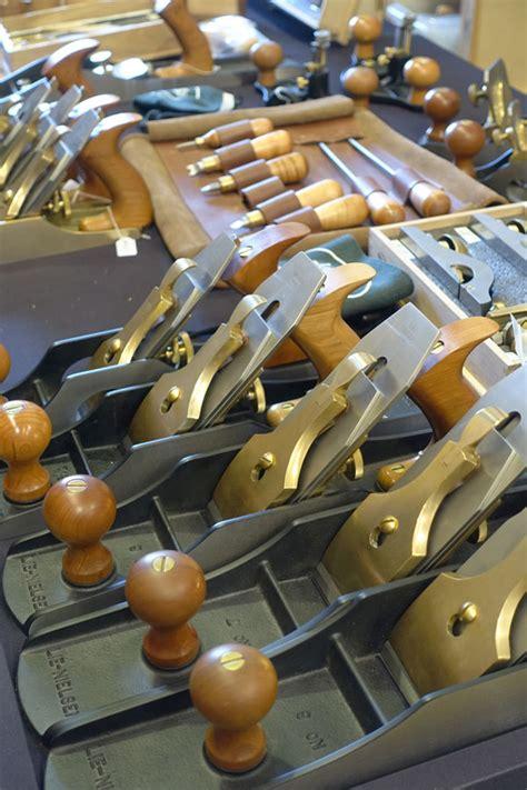 visiting lie nielsens brisbane hand tool event