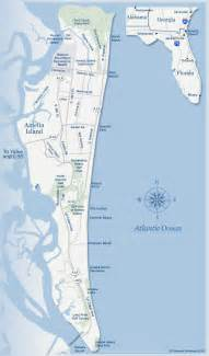 map amelia island florida amelia island florida attractions restaurants and history