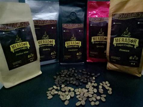 Arabika Gayo Aceh Roasted Bean 200gr Premium harga kopi arabika gayo green bean roasted bubuk mister exportir