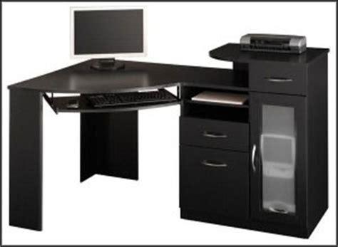 black computer desk black computer desk for stylish look