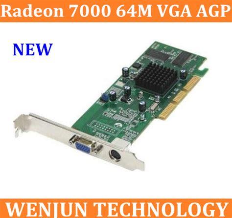Vga Card Low End Popular Ati Radeon 7500 Buy Cheap Ati Radeon 7500 Lots